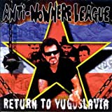 Album cover for Return to Yugoslavia