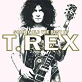 Pochette de l'album pour Solid Gold: The Best of T.Rex
