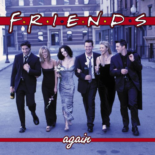 Original album cover of Friends Again by Various Artists - Soundtracks