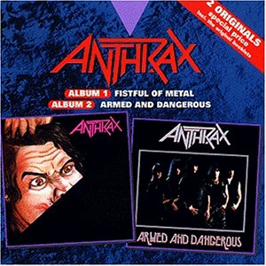 ANTHRAX - Armed & Dangerous - Zortam Music