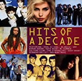 Copertina di album per Hits of a Decade