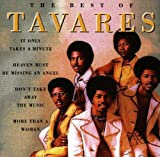 Album cover for The Best of Tavares
