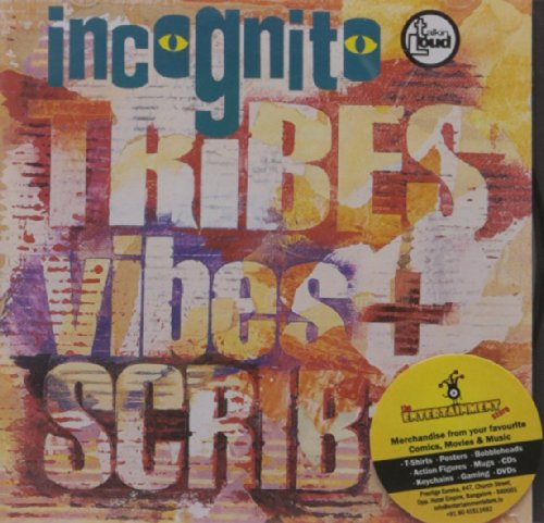Incognito - Tribes Vibes And Scribes - Zortam Music