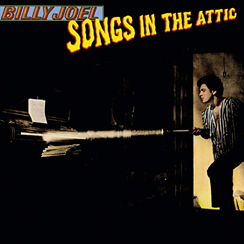 Billy Joel - Songs In The Attic - Zortam Music