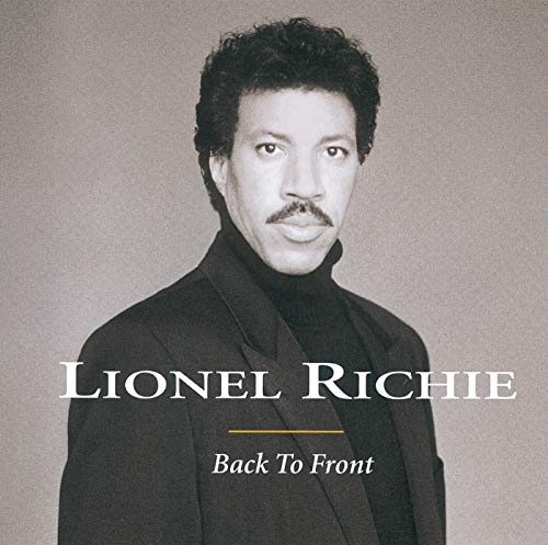 Lionel Richie - Back to the Front - Zortam Music