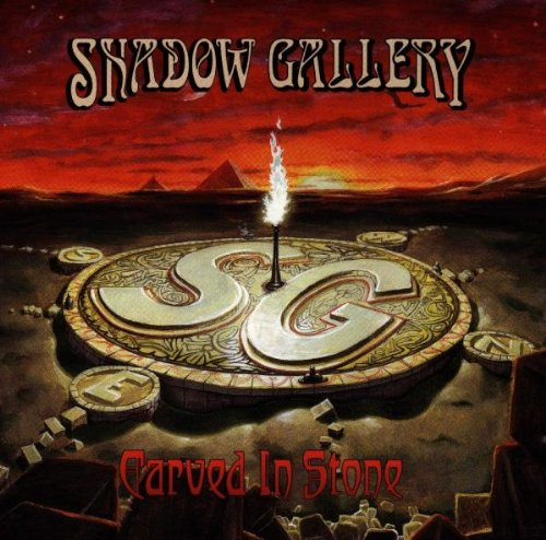 Shadow Gallery - Carved In Stone - Zortam Music
