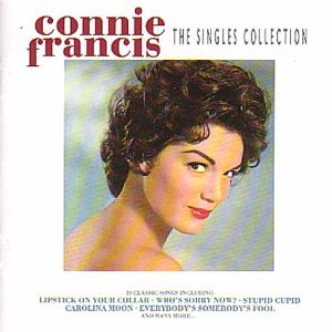 Connie Francis - CD: Yesterday