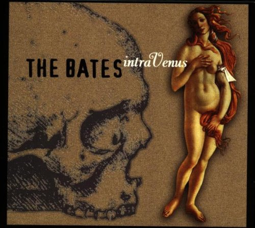CD-Cover: The Bates - intra Venus