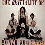 Album cover for The Best of the Bonzo Dog Band