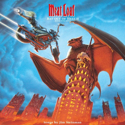 Meat Loaf - Bat Out of Hell Vol.2: Back Into Hell - Zortam Music