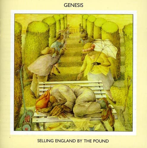 Genesis - I Know What I Like (In Your Wardrobe) Lyrics - Zortam Music