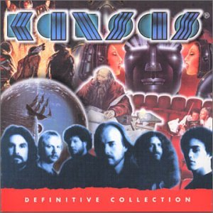 Cover Definitive Collection (Kansas)
