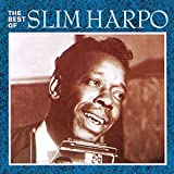 Cover of The Best of Slim Harpo