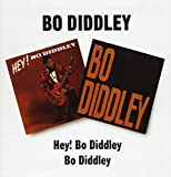Album cover for Hey! Bo Diddley/Bo Diddley