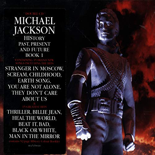 Michael Jackson - HIStory_ Past, Present and Future, Book 1 (1 of 2) - Zortam Music