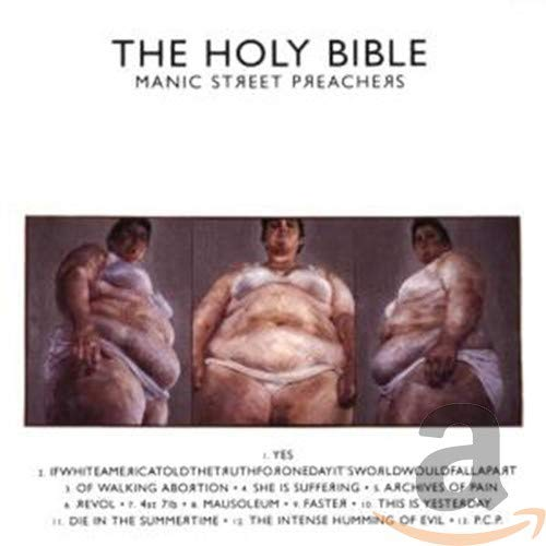 Manic Street Preachers - the holy bible - Zortam Music