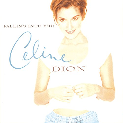 CD-Cover: Celine Dion - Falling Into You