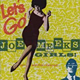 Capa do álbum Let's Go! Joe Meek's Girls