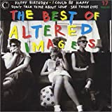 Cover of The Best of Altered Images
