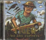 Pochette de l'album pour We Are Puppets