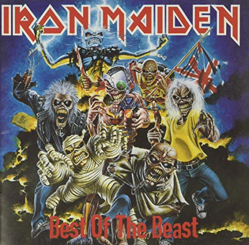 Iron Maiden - Best Of The Beast (CD 2) - Zortam Music