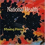 Album cover for Missing Pieces