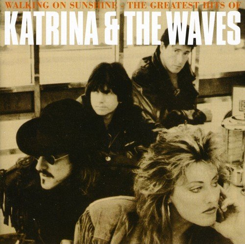Cover Katrina & The Waves - Greatest Hits: Walking on Sunshine