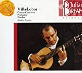 Cubierta del álbum de Bream: Baroque Guitar; Bach, Sanz, Sor, Visee, Weiss