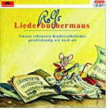 Capa do álbum Liederbüchermaus