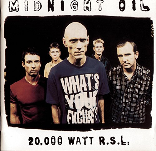 Midnight Oil - 20,000 Watt R.S.L. - Zortam Music