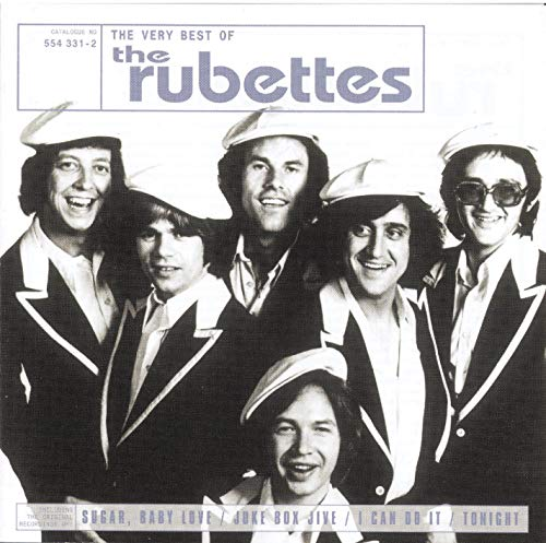 The Rubettes - Blockbuster The Sensational 70