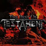 Skivomslag för The Best of Testament