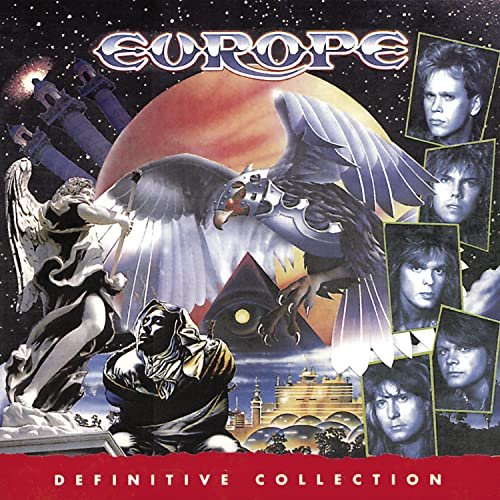 Europe - Definitive Collection - Zortam Music