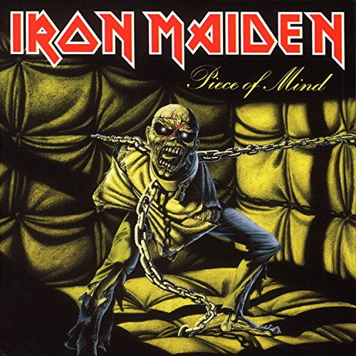 Iron Maiden - Piece of Mind - Zortam Music