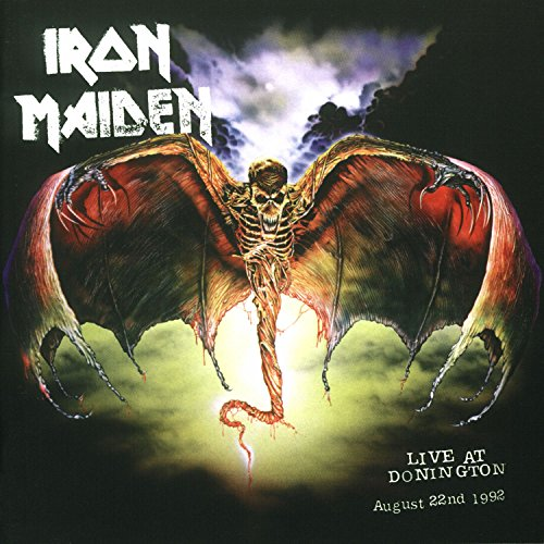Iron Maiden - Live at Donington - Zortam Music