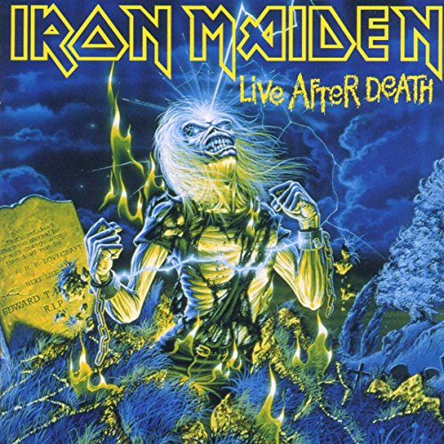 Iron Maiden - Live After Death (cd1) - Zortam Music
