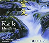 Cubierta del álbum de Reiki: Hands of Light