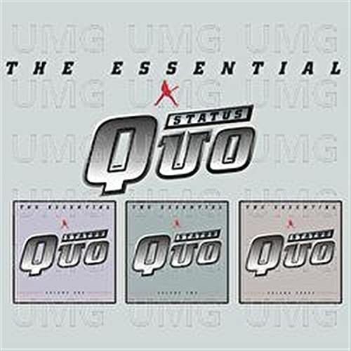 The Essential Status Quo, Vol. 1