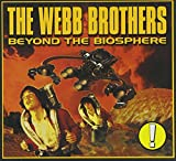 Album cover for Beyond the Biosphere