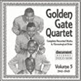Pochette de l'album pour Golden Gate Quartet, Vol. 5: 1945-1949