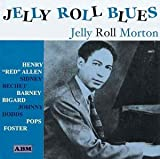 Cubierta del álbum de Jelly Roll Blues