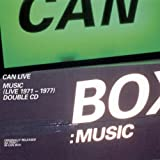 Cover von Can Live: Music (Live 1971-1977) (disc 1)