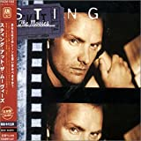 Copertina di album per Sting at the Movies