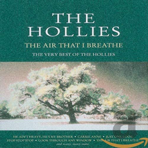HOLLIES - The Air That I Breathe: the Best of the Hollies - Zortam Music