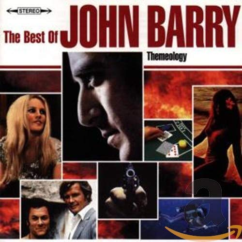 Cubierta del álbum de The Best Of John Barry
