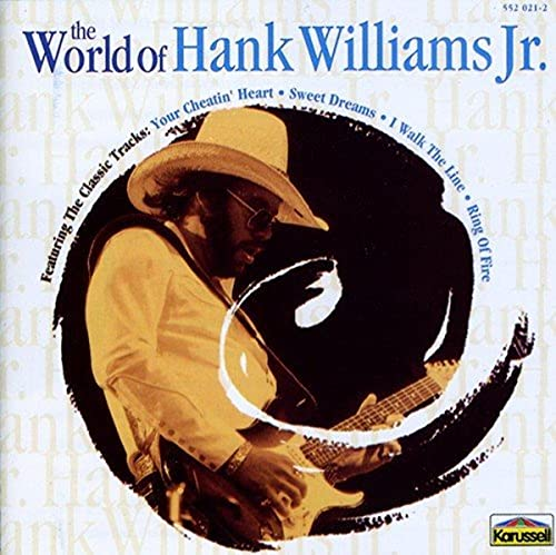 World of Hank Williams Jr.