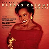 Skivomslag för Best of Gladys Knight & the Pips