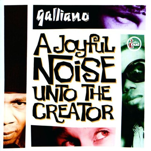 Cover of A Joyful Noise Unto The Creator
