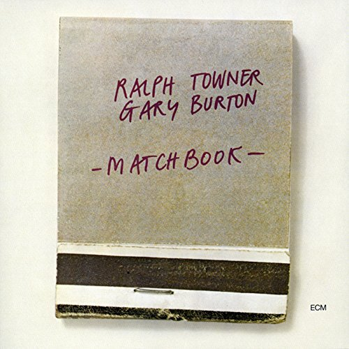 ralph towner/gary burton - matchbook (sleeve art)