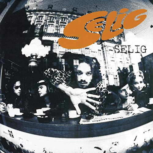 CD-Cover: Selig - Selig